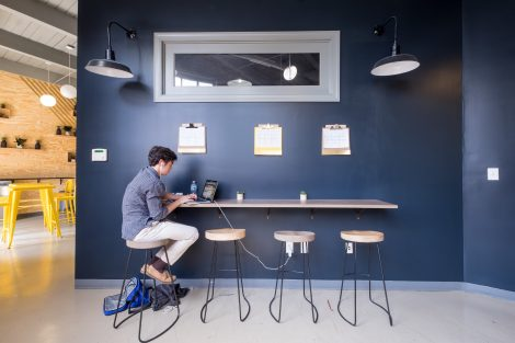 Lighting design solutions for co working spaces dynmaik inc